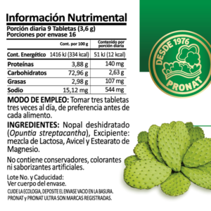 Nopal-150tabl-tablanutrimental
